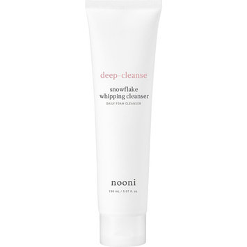 Nooni Snowflake Whip Cleanser