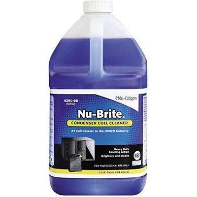 Nu Calgon Nu-Calgon Condenser Cleaner (Liquid, 1 gal, Blue). Model: 4291-08