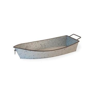 Boston International LAC19293 Skiff Metal Boat Tray
