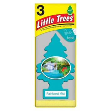Little Trees® Rainforest Mist Air Freshener 3pk