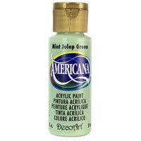 Deco Art 132279 Americana Acrylic Paint 2 Ounces-Mint Julep Green-Opaque