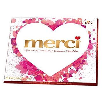 Merci Finest Assortment of European Chocolates [8.8 Ounce]