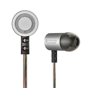 AutumnFall KZ-ED4 Subwoofer HIFI Earphone Headset Monitoring Ear Headphones