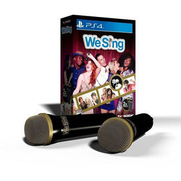 Thq Nordic We Sing W/Microphone Playstation 4 [PS4]