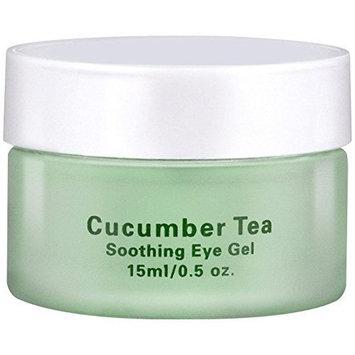 BASQNYC Cucumber Tea Eye Gel, 0.5oz by Basq