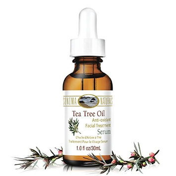 Sonoma Naturals Tea Tree Oil Serum for Face, 1 oz | Acne & Dry Skin | Pore Minimizer | Skin Moisturizing & Healing | Anti Oxidant Rich | Anticeptic & Antifungal