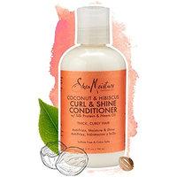 SheaMoisture - Curl & Shine Conditioner, Coconut & Hibiscus - 3.2 fl oz