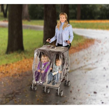His Juveniles Nuby Side by Side Stroller Weather Shield