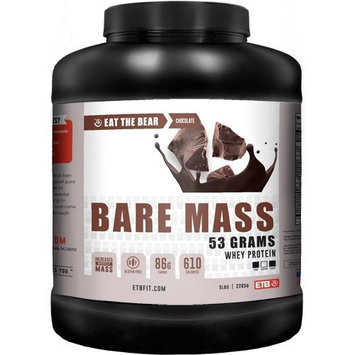Eat The Bear Bare Mass, Vanilla, 5 Pounds