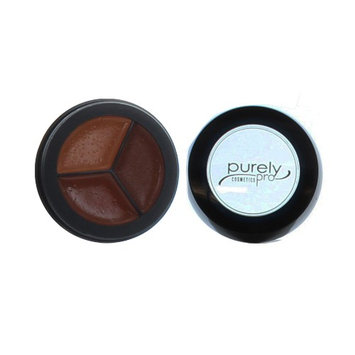 Purely Pro Cosmetics Purely Pro Concealer Trio Serious Color
