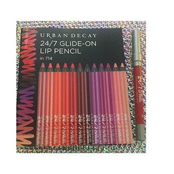 UD Urban 24/7 Glide-On Lip Pencil .03 oz Travel Size - 714