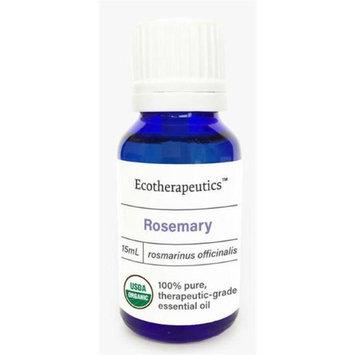 Ecotherapeutics 684996 15 ml Rosemary Oil Organic - Case of 48