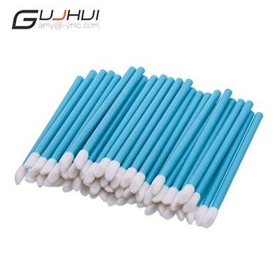 Mandy 50Pcs Disposable Lip Brush Wholesale Gloss Wands Applicator Women Makeup Brush Set