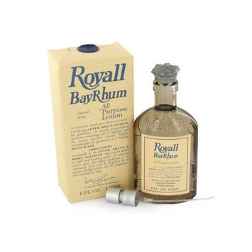 Royall Bay Rhum by Royall Fragrances All Purpose Lotion / Cologne 4 oz for Men