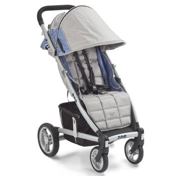 Valco Baby 2012 Zee Stroller, Sapphire (Discontinued by Manufacturer)