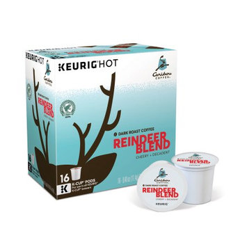 Keurig K-Cup Caribou Coffee Reindeer Blend 16-pk. One Size