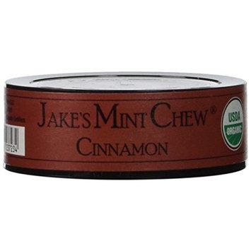 Jake's Mint Chew - Cinnamon - Tobacco & Nicotine Free! 1.2 oz