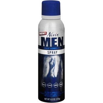 Nair For Men Hair Remover Spray 6 oz