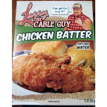 Larry The Cable Guy Chicken Batter