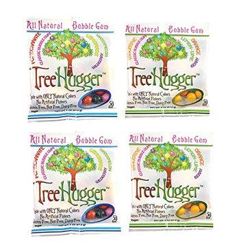 Tree Hugger Bubble Gum - Citrus Berry Tubes (3 Pack)