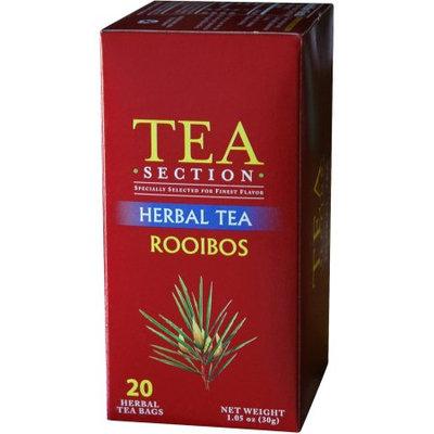 Tea Section Rooibos Cinnamon Loose Tea 3.52 oz - Case of 6