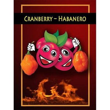 Fire Fruits FFCRH05 Cranberry Hot Sauce
