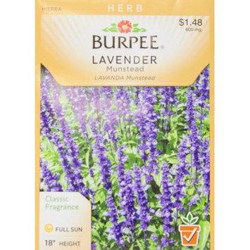 Burpee-Lavender, Munstead Seed Packet