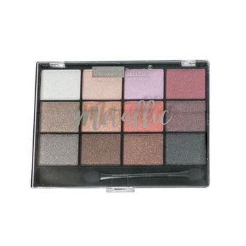 BEAUTY TREATS Metallic Eyeshadow Palette - 01