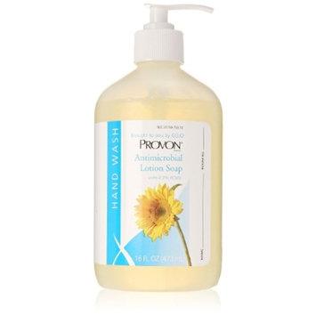 Antimicrobial Soap Provon Lotion 16 oz. Pump Bottle Citrus Scent, 6 Pack