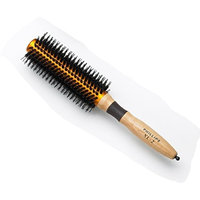 Phillips Brush XL-2 Round Brush with Reinforced Boar Bristle and Aluminum Barrel 2.25 inch Diameter by Phillips Brush