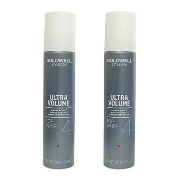 Goldwell Stylesign Ultra Volume Top Whip 9.9oz 2 packs