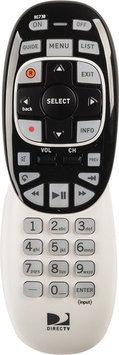 Voxx Accessories Directv - 3-device Universal Remote - Black/white