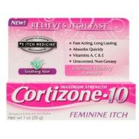 Cortizone 10 Maximum Strength Feminine Itch