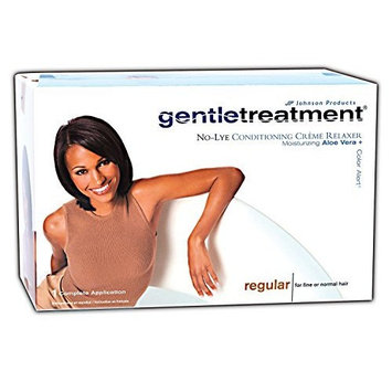 No-Lye Conditioning Creme Relaxer by Gentle Treatment