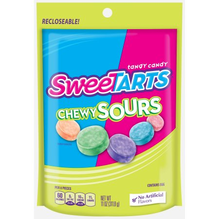 Sweetarts Chewy Sours Candy - 11 oz pouch