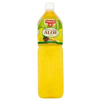 Faraon Foods Faraon Pineapple Aloe Vera Drink, 50.7 fl oz