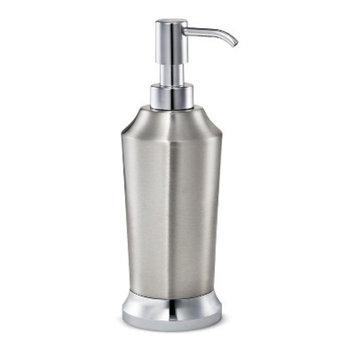 Solid Soap Pump Split Finish Silver - Threshold™