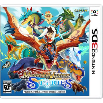 Nintendo Monster Hunter Stories 3DS (Email Delivery)