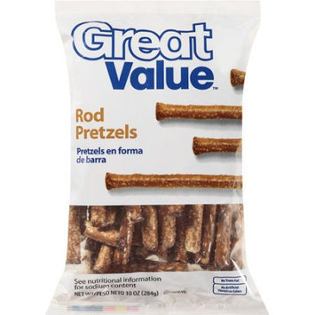 Great Value: Rod Pretzels, 10 oz