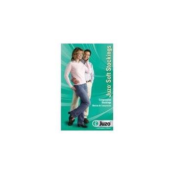 Juzo 2002AT10 II Soft Pantyhose 30-40 mmHg Open Toe - Black