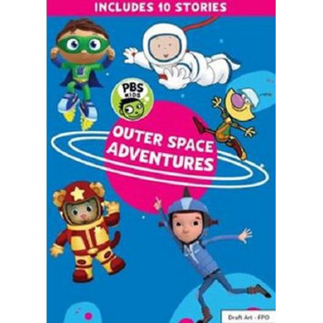 PBS Kids-Outer Space Adventures DVD