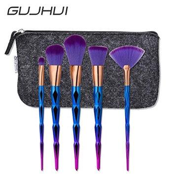Binmer(TM) New Make Up Foundation Eyebrow Eyeliner Blush Cosmetic Concealer Brushes