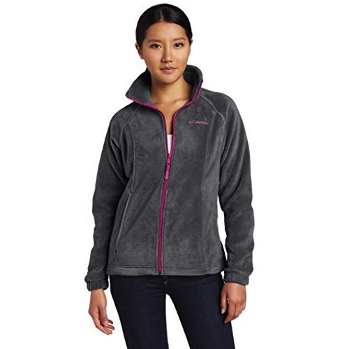 Columbia Women's Benton Springs Full-Zip Fleece Jacket []