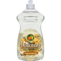 Earth Friendly Dishmate - Almond - 25 oz - Case of 6 - HSG-1023688