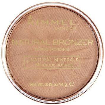 Rimmel Natural Minerals Bronzer Sun Light by Rimmel