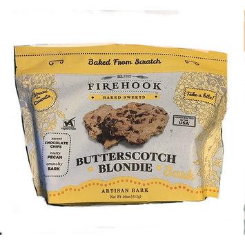 Firehook Butterscotch Blondie Artisan Bark 16 oz.