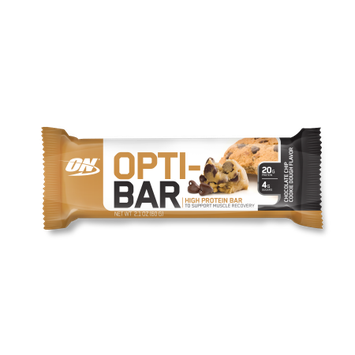 Optimum Nutrition Opti-Bar - 1 Bar Chocolate Chip Cookie Dough