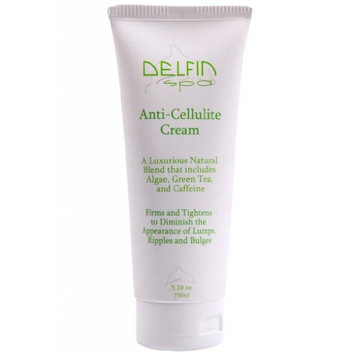 Delfin Spa Womens Anti Cellulite Cream, 5.10 oz