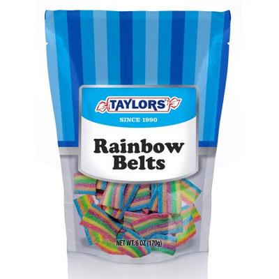 TAYLORS CANDY RAINBOW BELTS - GUSSET BAG