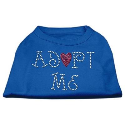 Ahi Adopt Me Rhinestone Shirt Blue XL (16)